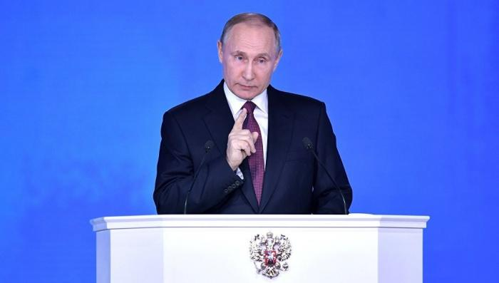 Послание Владимира Путина, которое с трудом доходит до глобалистов