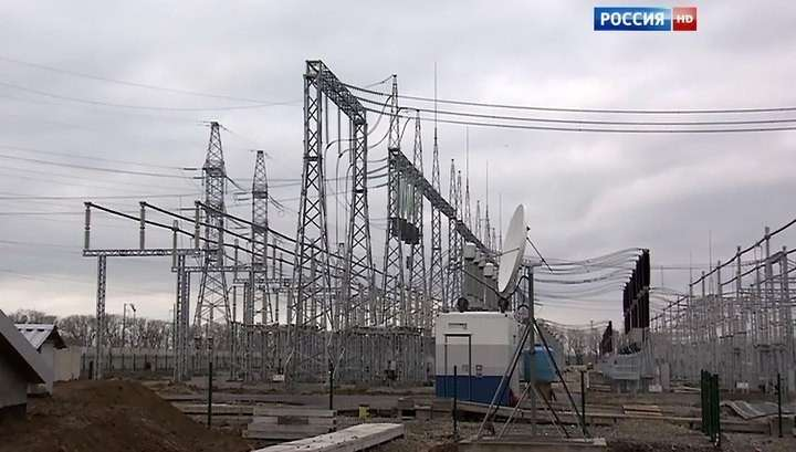 В ЛНР украинские диверсанты не успели взорвать ленинскую электроподстанцию