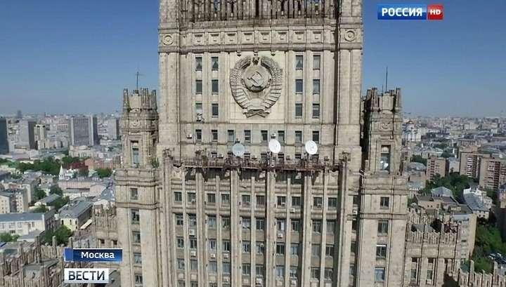 На высылку дипломатов из Англии Россия ответит тем же