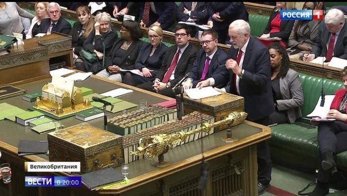 Вопросы по отравлению Скрипаля газом «Новичкок» вызывают в Англии истерику и панику