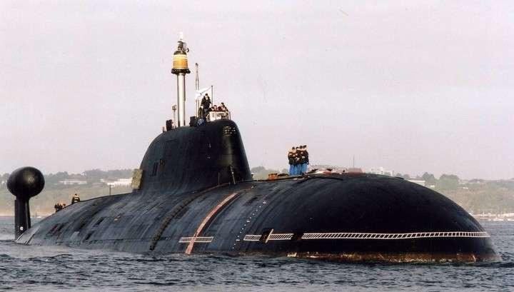 Российские подводники установили условный ядерный заряд у границ США