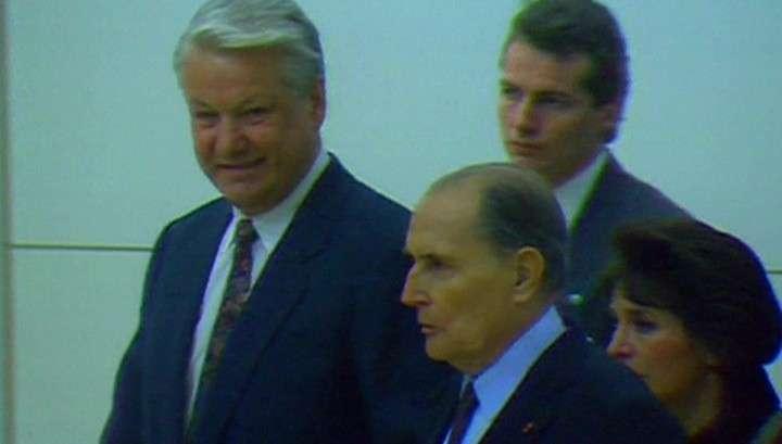 Обман Ельцина о нераспространении НАТО к границам России доказан перепиской с Шираком