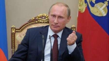 Путин: Новые санкции ЕС выглядят странновато