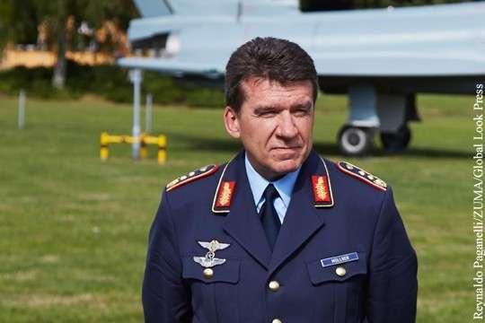 В Германии уволили командующего Люфтваффе за лоббирование закупок американских F-35