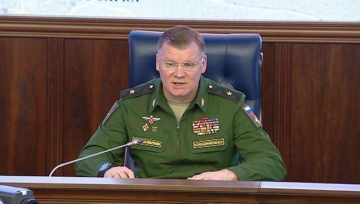 Генштаб России: пока террористы сдаются, США готовят удары по сирийским войскам