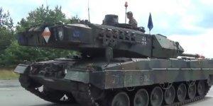 Ржавые немецкие танки доехали до Тернополя