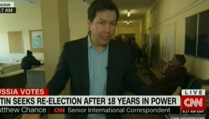 Корреспондента CNN удивила высокая явка и оптимизм россиян на выборах Президента