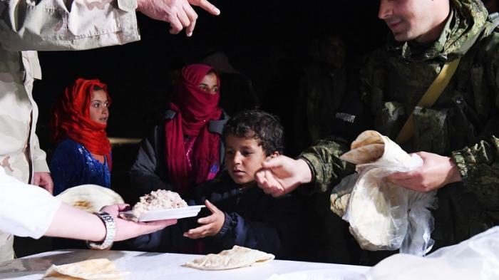 Почему западные СМИ лгут и замалчивают гуманитарную операцию России в Восточной Гуте?