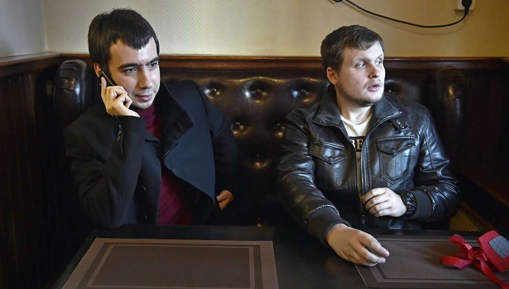 Пранкеры от имени Парубия вывели на чистую воду куратора Голоса и наблюдателей Навального