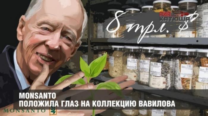 Убийцы из Монсанто положили глаз на уникальную коллекцию академика Николая Вавилова