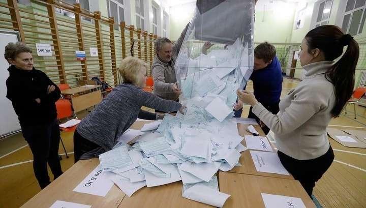 Выборы президента России: результаты, последние новости на 23-00 обработано 50% протоколов