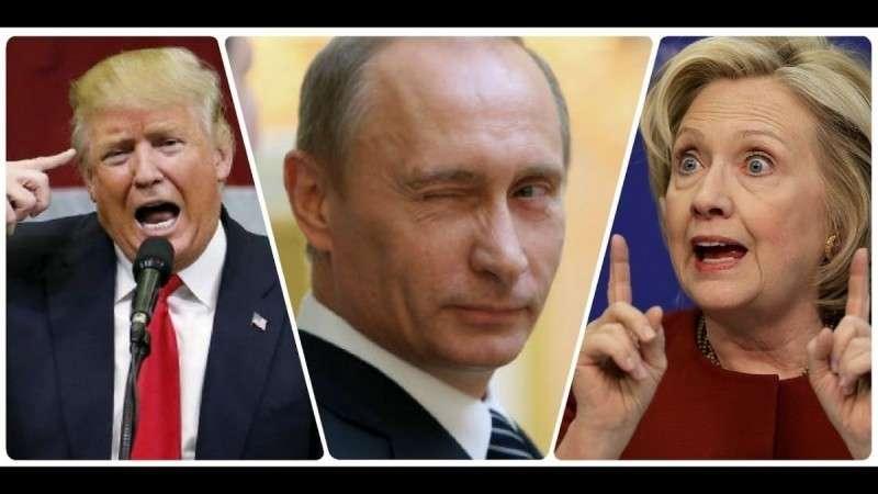 Как пиндосы пробовали и почему не смогли понять выбор русских