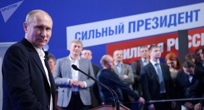 Абсолютный нокаут от Владимира Путина – Новый Мировой Порядок рушится
