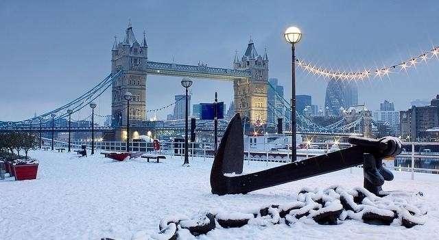 Когда Темза и Рейн замёрзнут Запад незамедлительно найдёт с Россией общий язык