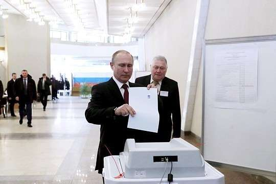 Запад сформулировал ожидания от четвертого срока Путина