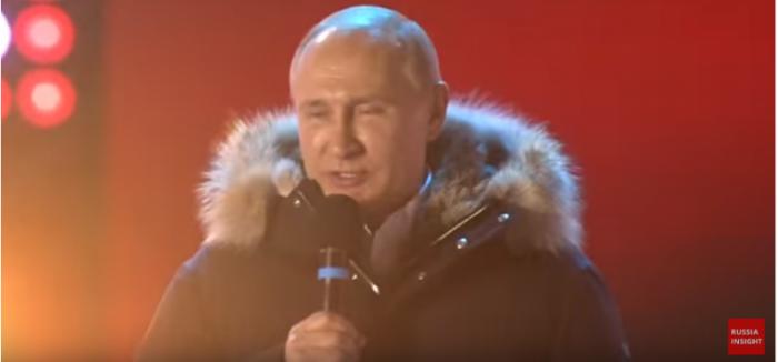 Путин своей речью подарил Надежду Западу: «Эдгар Кейси был прав! Путешествие началось!»