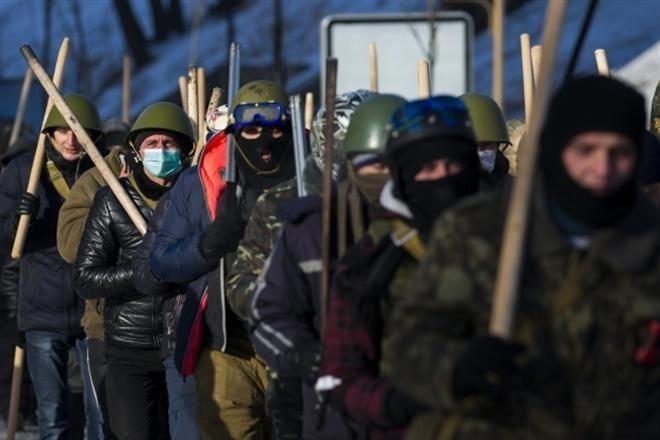 Как живут русские люди Малороссии в городах, оккупированных бандеровцами
