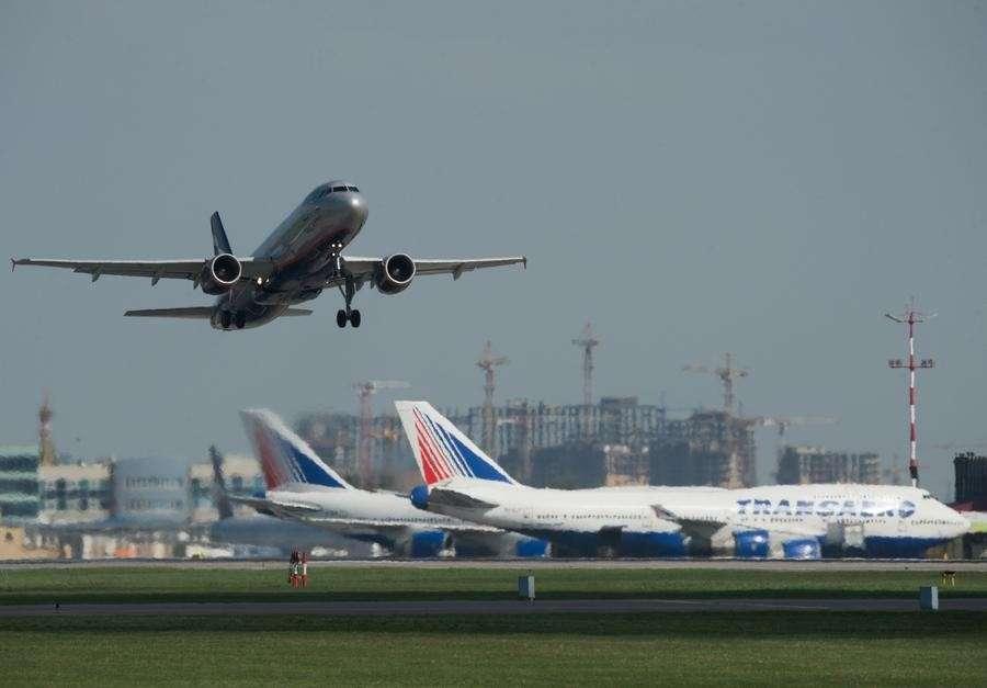 В Краснодаре самолёт совершил посадку из-за отказа украинских диспетчеров его пропустить