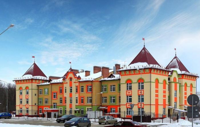 Воронеж: новый детский сад на220 мест открыт