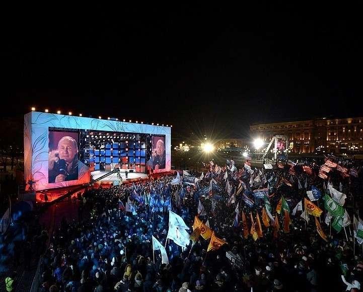 Иностранцы о выступлении Путина: финал этой речи – это то, за что его любят по всему миру