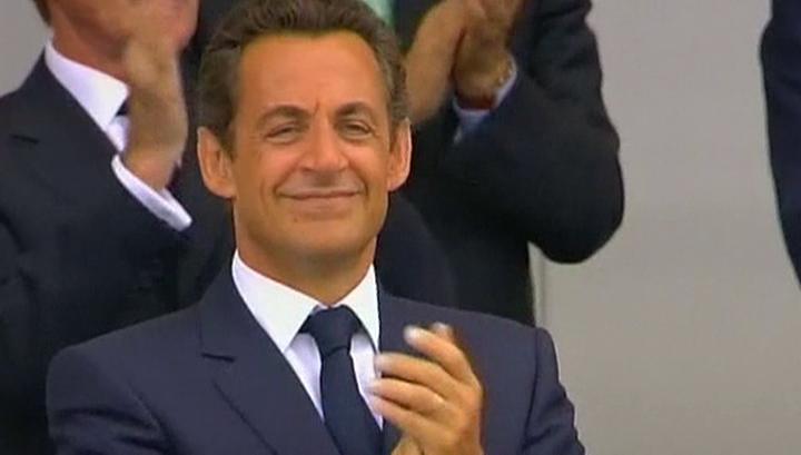 Франция: задержан бывший президент Николя Саркози