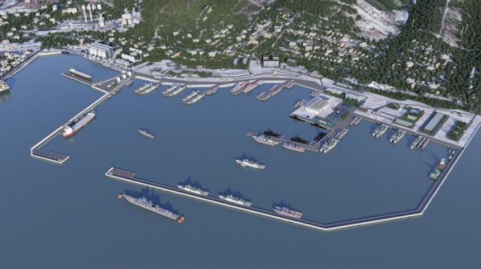 Новороссийская Военно-морская база – южный фланг России