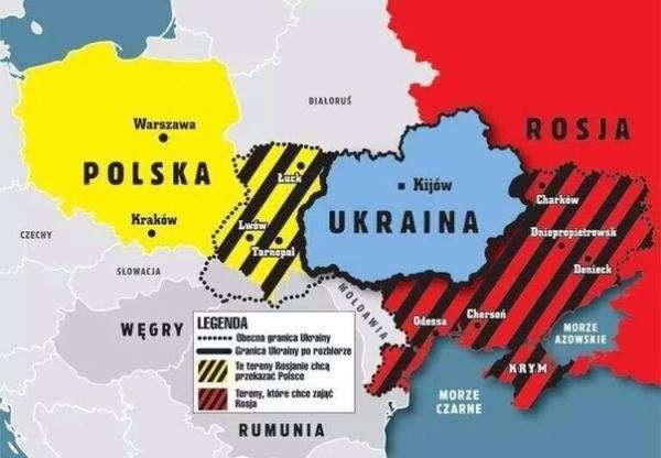 Три новых тренда в отношении окружающего мира к Украине
