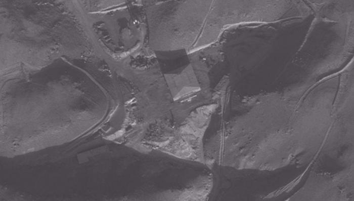 Террористический Израиль признал, что разбомбил ядерный реактор в Сирии