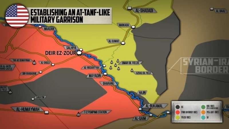 Сирия. Турки празднуют победу над Курдами, США готовят провокации