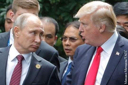 Главный итог поздравительного звонка Трампа Путину: свидание назначено