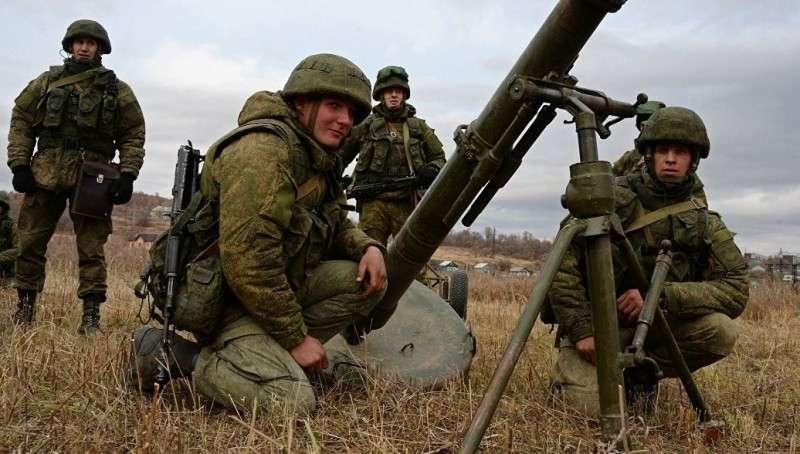 Почему русская армия вооружена тяжёлыми минометами времен ВОВ?
