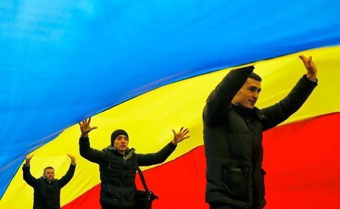 Молдавия «сливает» свою независимость в пользу Румынии
