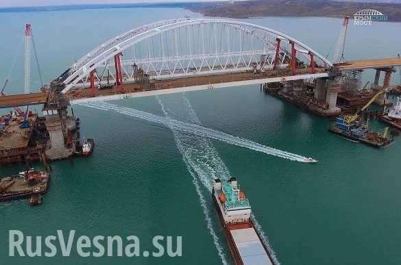 «Это событие перевернёт нашу жизнь»: чего ждут россияне ототкрытия Крымского моста | Русская весна