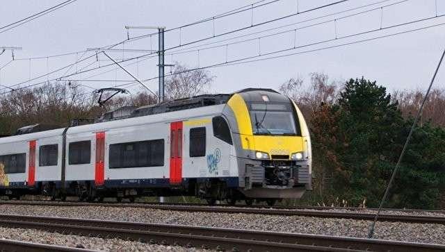 В Бельгии из-за кражи медного кабеля прервано движение поездов