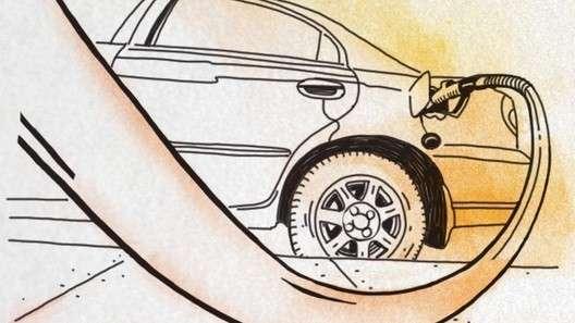 В России создали альтернативный вид автомобильного топлива