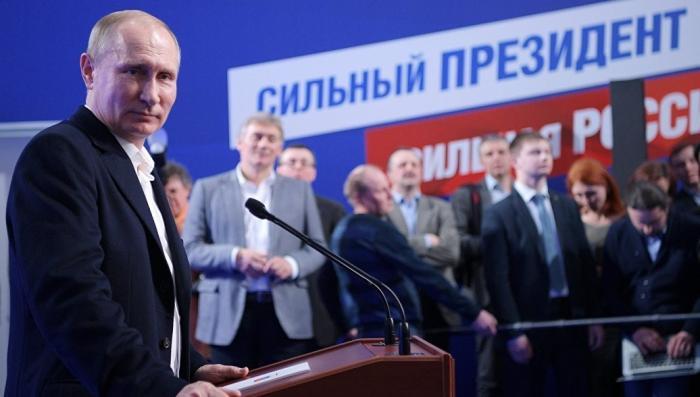 Выборы Владимира Путина: откуда взялись десятки миллионов избирателей?