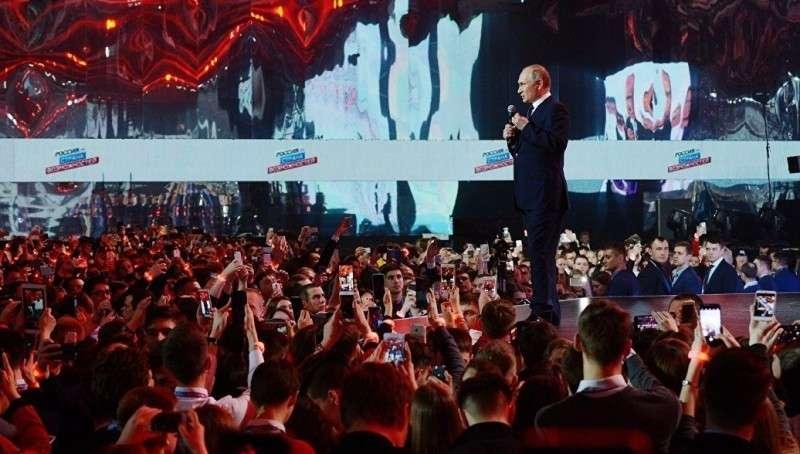 Поколение Путина добивает Запад, вместо того, чтобы помогать