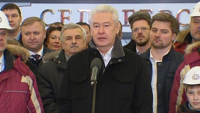 В Москве открыли три новых станции метро салатовой ветки
