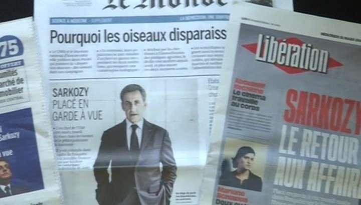 Сын Каддафи готов дать показания против Николя Саркози. Что ждет бывшего лидера Франции?