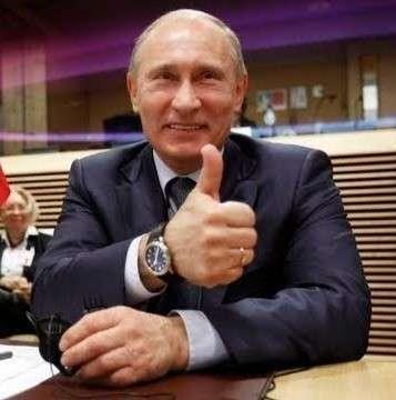 Путин жжет. Новые афоризмы и крылатые выражения президента России