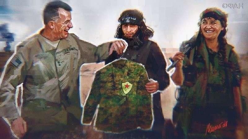 Сирия под угрозой атаки: курды и США готовятся выступить под маской ИГИЛ в Дейр-эз-Зоре