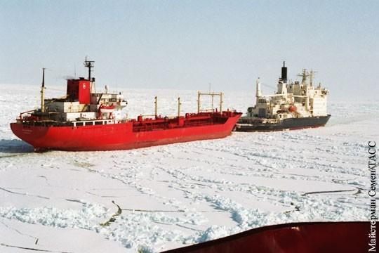 Протекционизм: энергоносители запретят перевозить по Севморпути на иностранных судах