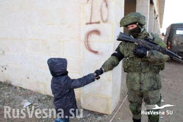 Сирия, Восточная Гута: масштабная спецоперация русской армии продолжается | Русская весна