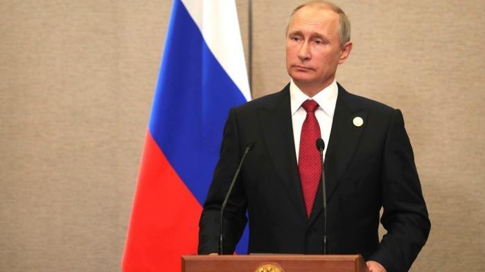 Выборы Президента: обращение Владимира Путина к россиянам