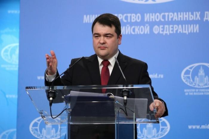 Брифинг представителя МИД России А.А. Кожина, Москва, 23 марта 2018 года