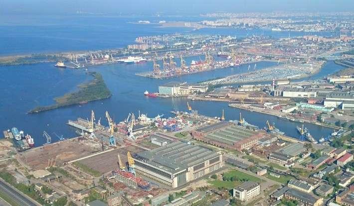 Строительство фрегатов для ВМФ