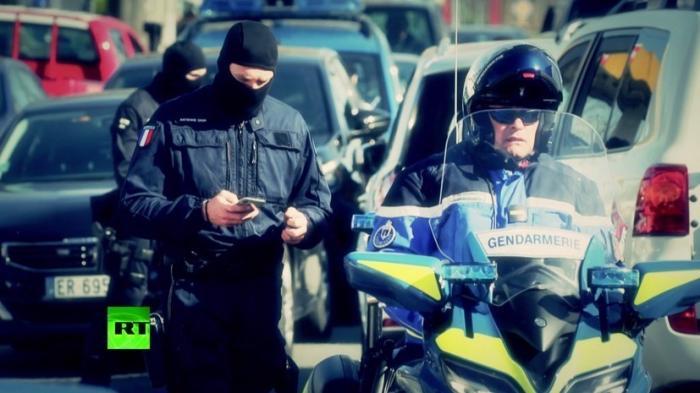 Во Франции в результате серии терактов погибли 4 человека