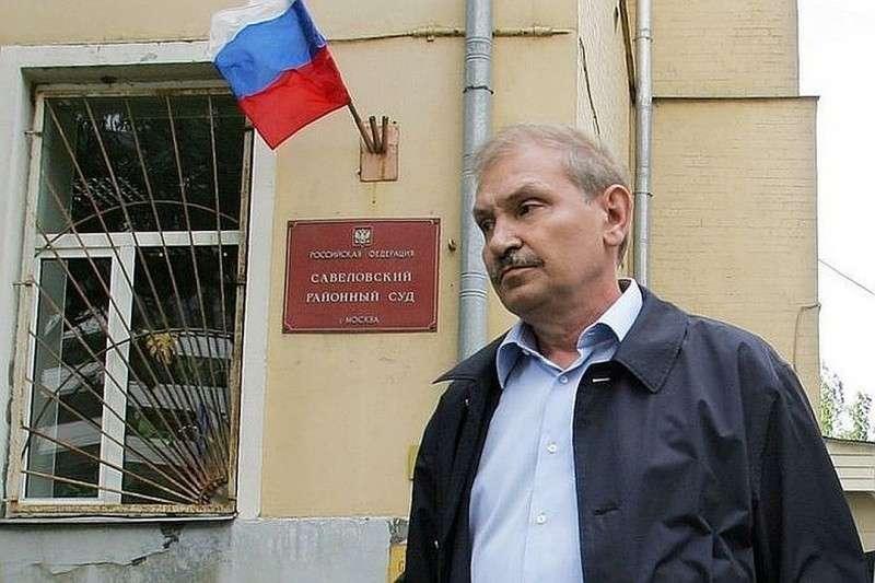 На прошлой неделе стало известно о смерти Николая Глушкова в Лондоне. Фото: Виталий Белоусов/ТАСС