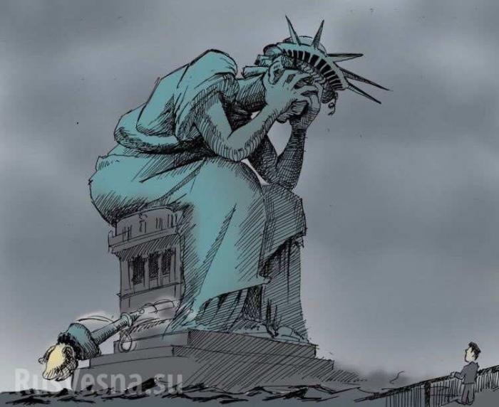 США подошли к самому опасному моменту в своей современной истории