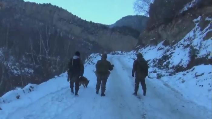 Дагестан: опубликовано видео уничтожения боевика ИГИЛ